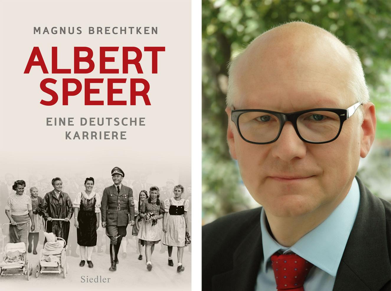 Münchner Historiker erhält NDR-Sachbuchpreis für Speer-Biografie | Sonntagsblatt - 360 Grad ...