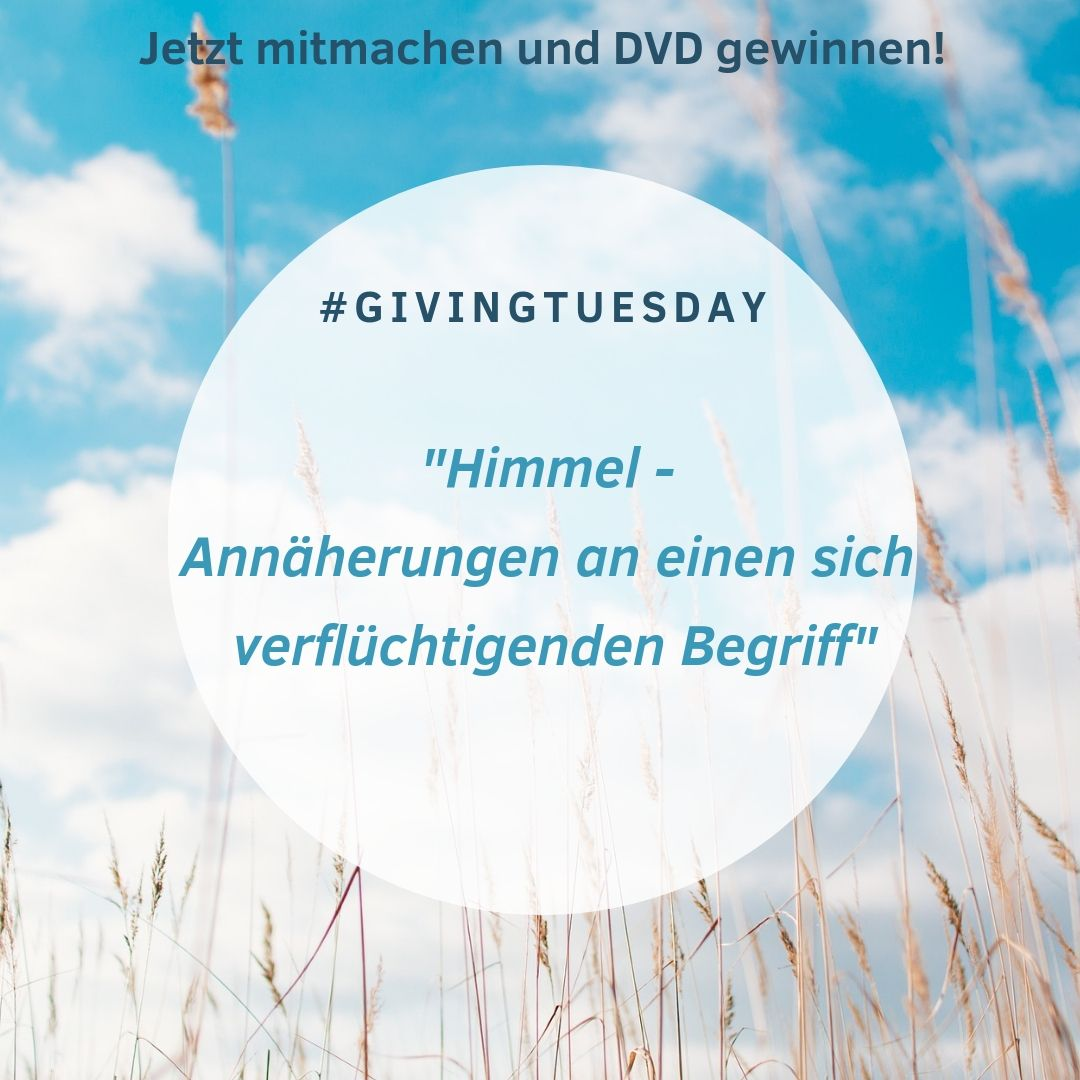 Givingtuesday Himmel