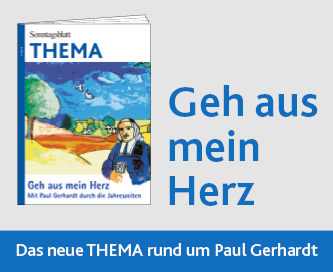 Thema Paul Gerhardt