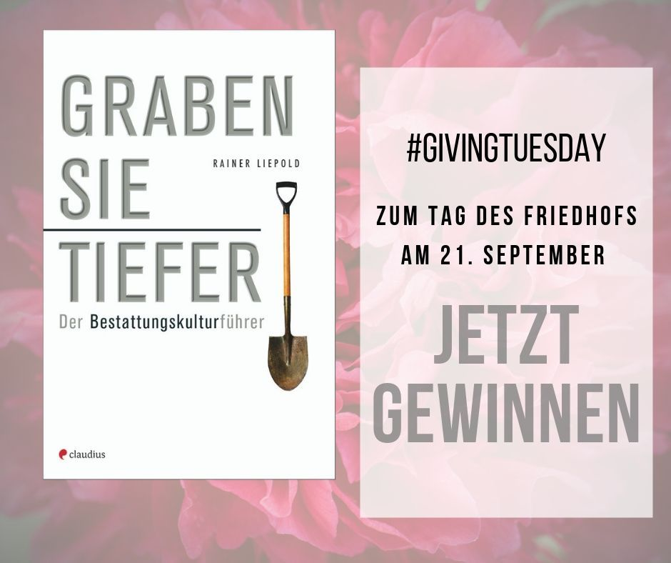 Givingtuesday Friedhof