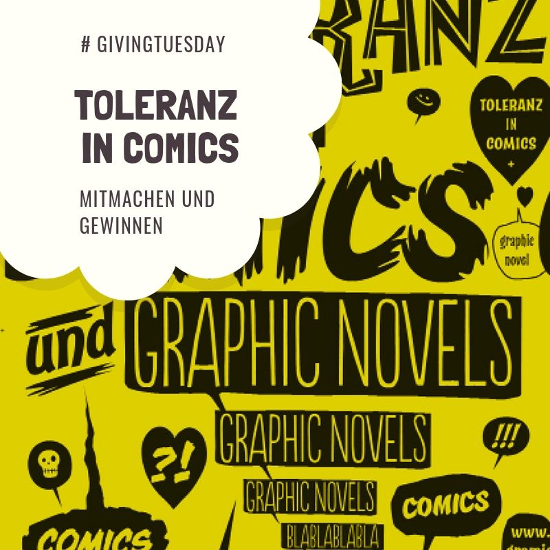 Givingtuesday Comic-Katalog