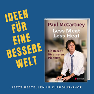 Paul McCartney Buch Claudius