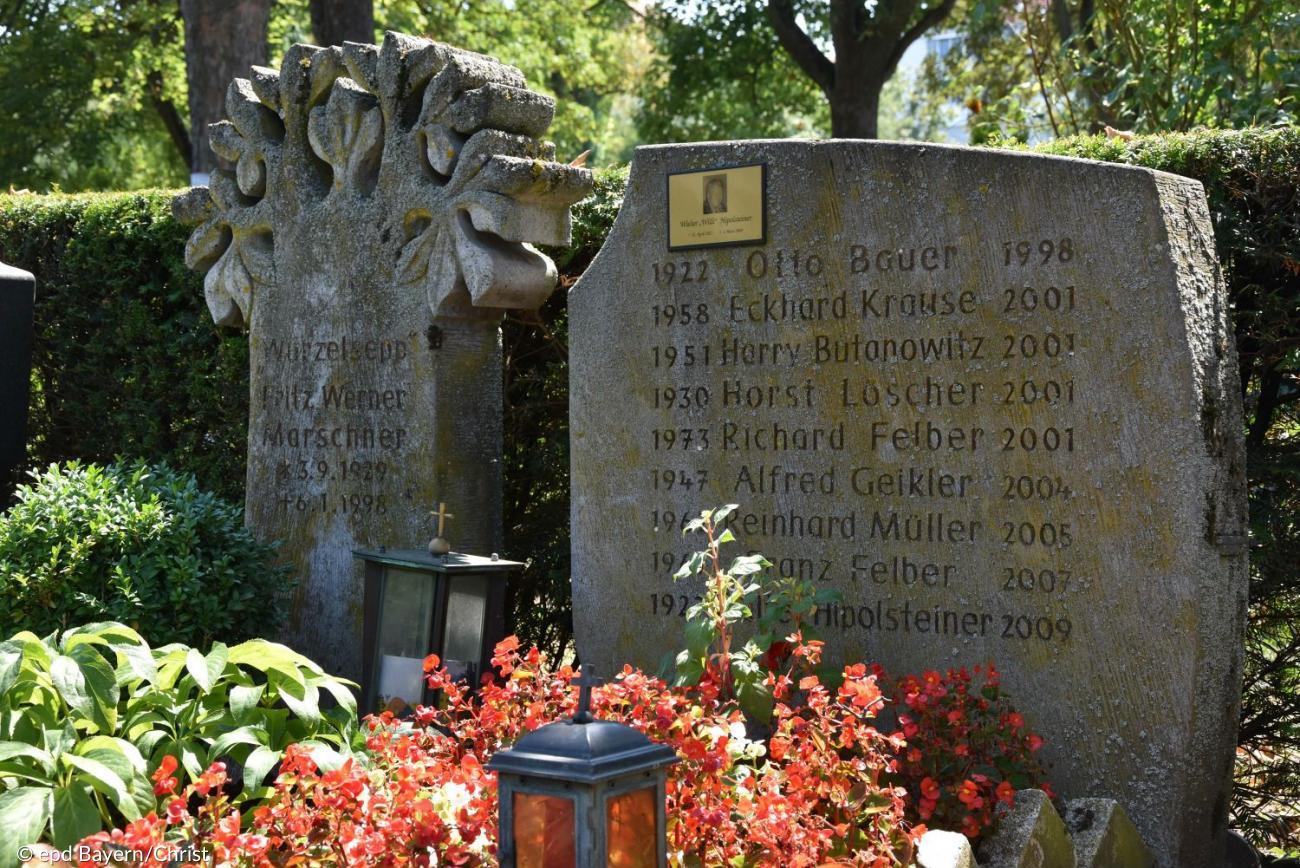 Wie arme Menschen in Bayern beerdigt werden