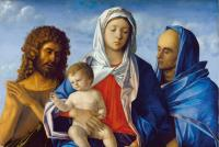 Giovanni Bellini, Madonna mit Kind