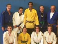 Augustinum-Team der G-Judo EM in London