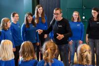 """Gospel Kids"" im Evangelischen Gemeindezentrum in Bad Kissingen"