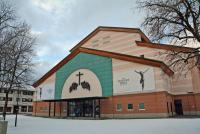 Passionsspiele Oberammergau Theater Winter