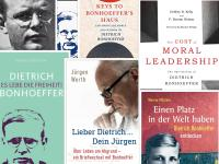 Bücher Dietrich Bonhoeffer Collage
