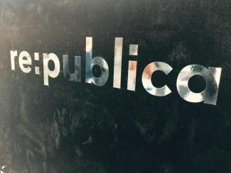 re:publica 2016 in Berlin