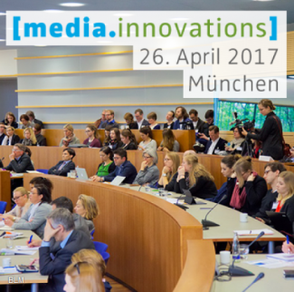 media.innovations 2017 - Medieninnovationstag der BLM