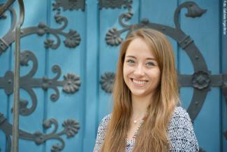 Stephanie Muller Ist Die Erste Evangelische Braut Bei Der Landshuter