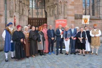 Reformationsfest in Nürnberg