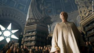 Hoher Spatz in der Septe von Baleor: Game of Thrones
