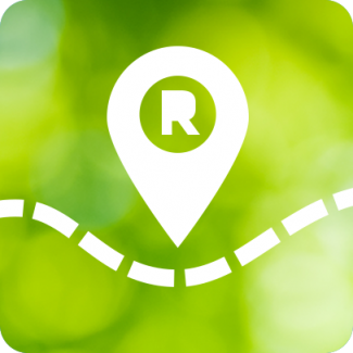 Logo der App »R-City Guide«