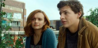 »Ready Player One« - Olivia Cooke / Art3mis und Tye Sheridan / Parzival.