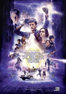 Filmplakat »Ready Player One«