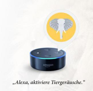 Animal Sounds Alexa
