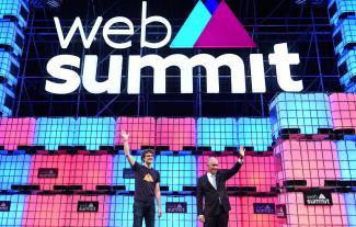 Web Summit 2018 Lissabon