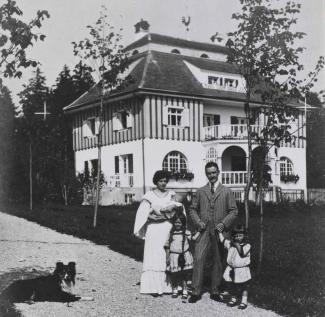 Familie Mann in Bad Tölz