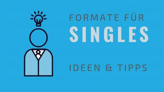 Single Kirche Formate Ideen
