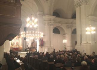 Gottesdienst Bamberg