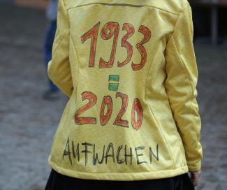 Anti-Corona-Demonstrationen 2020