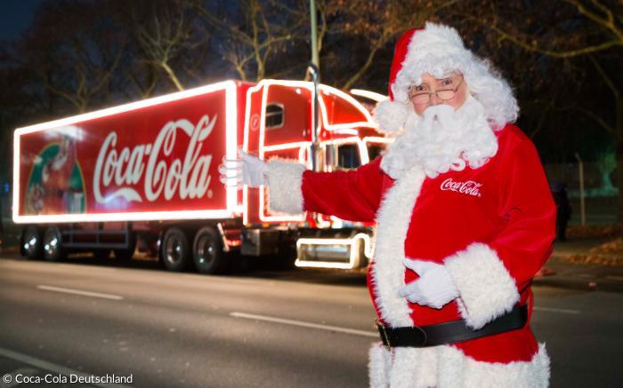 Coca Cola Werbung Weihnachten.Populare Irrtumer Uber Weihnachten Sonntagsblatt 360