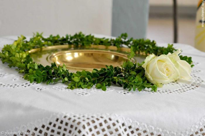 Was Sie über Die Taufe Wissen Sollten Sonntagsblatt 360