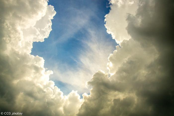 Predigt Ein Bild Vom Himmel Apg 1 1 11 Sonntagsblatt 360 Grad Evangelisch