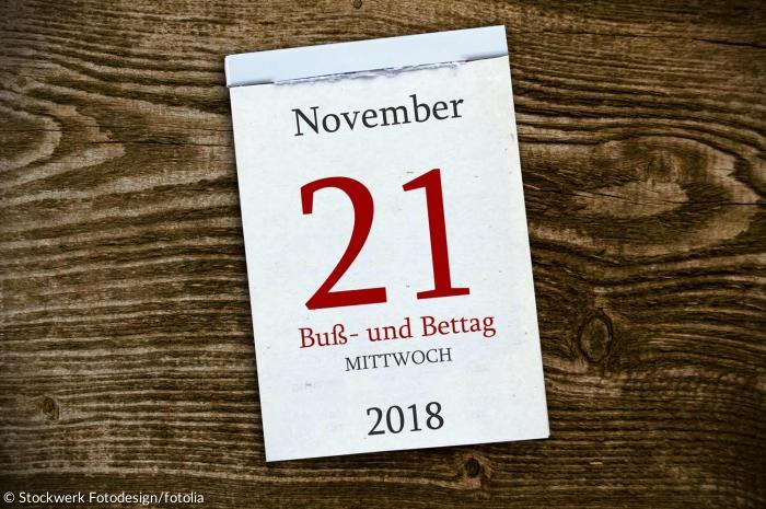 Buß Und Bettag Bayern Feiertag
