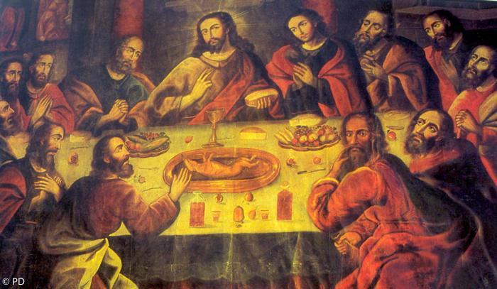 Abendmahl Evangelisch Text