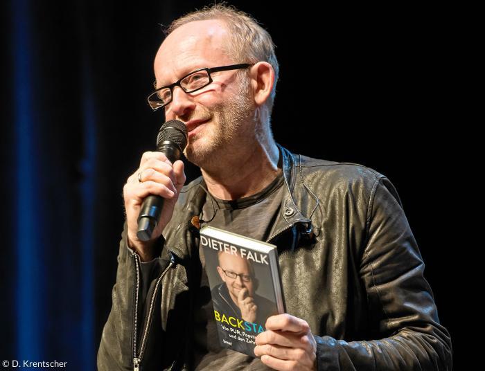 Musikproduzent Dieter Falk Veroffentlicht Autobiografie Backstage Sonntagsblatt 360 Grad Evangelisch