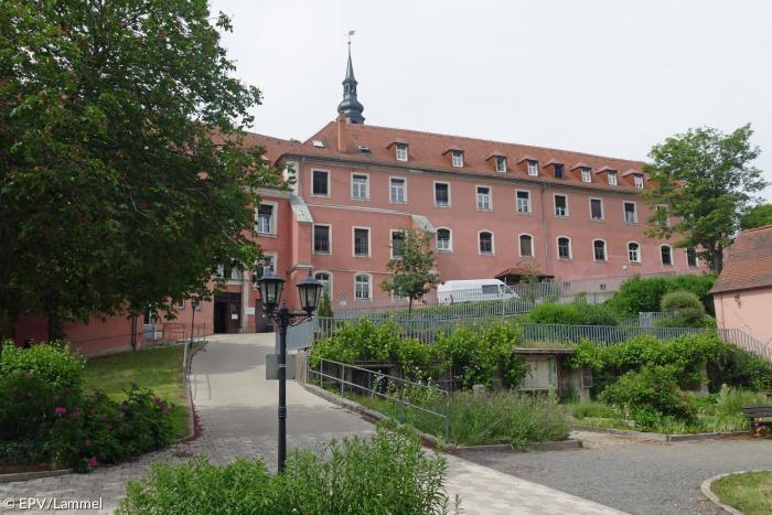 Diakonie Neuendettelsau verkauft ehemaliges Kloster und Schloss Himmelkron | Sonntagsblatt - 360 Grad evangelisch - Sonntagsblatt