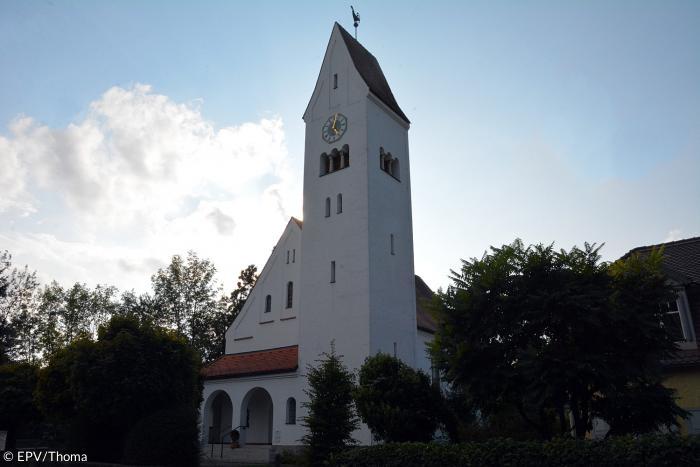 Schongau: Dreifaltigkeitskirche - Evangelische Kirche im