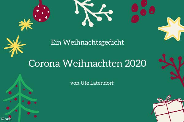 Corona Weihnachten 2020 - Ein Gedicht   Sonntagsblatt ...