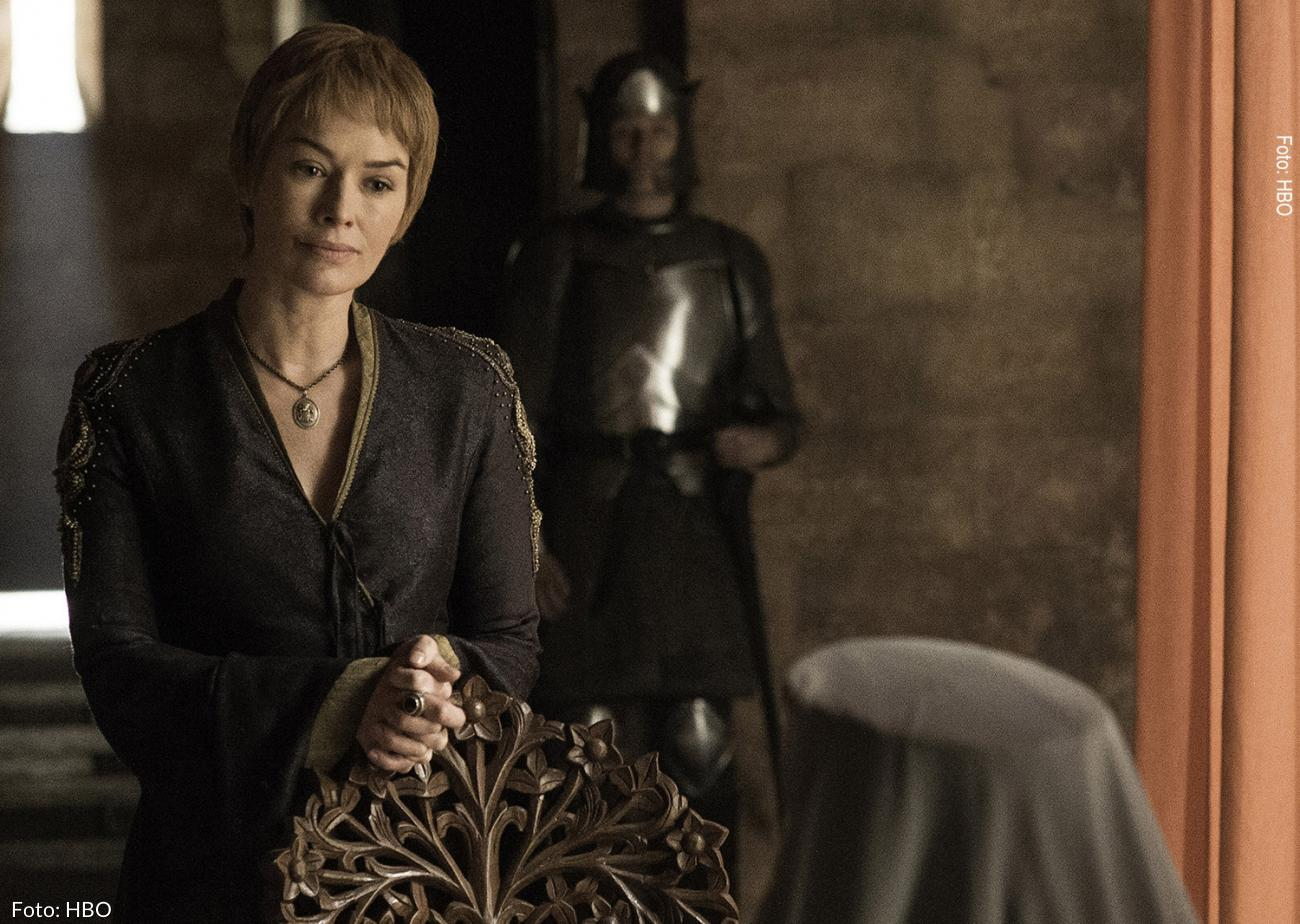 Cersei Lennister: Game of Thrones