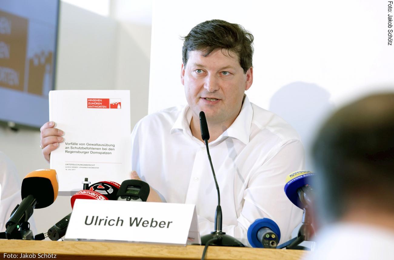 Ulrich Weber Regensburg